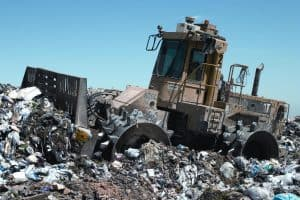 LandFill - what happens if you don't compost